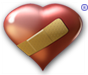 SurvivingInfidelity.com Heart & Bandaid Registered Trademark